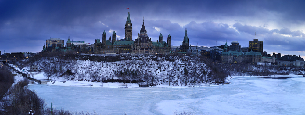 Canadian Budget for the North